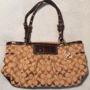 Beautiful Coach purse